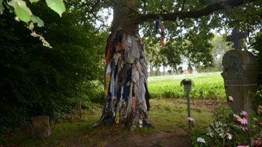 L'arbre à clous d'Herchies.