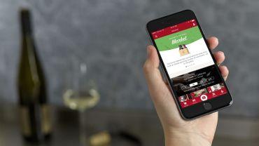 """On peut désormais acheter du vin sur l'application Vivino, le """"Shazam"""" du vin"""