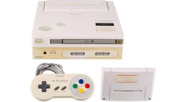 Un prototype de la Nintendo PlayStation sera mis aux enchères en mars