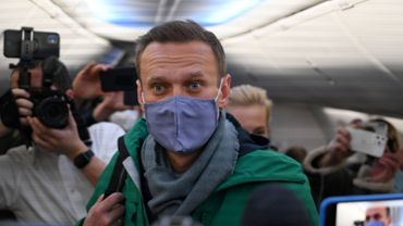 """Russie: Navalny n'a pas accès à ses avocats depuis son arrestation """"illégale"""""""