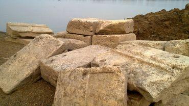 Le mystérieux tombeau d'Amphipolis, dans le nord de la Grèce