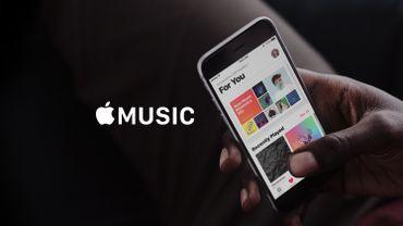 Découvrez votre historique d'écoute sur Apple Music grâce à l'application Music Year in Review