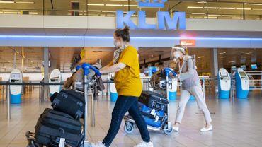 Coronavirus et aviation: la Commission européenne autorise l'aide néerlandaise de 3,4milliards d'euros à KLM