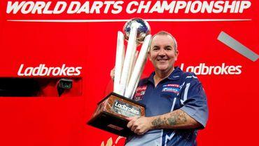 16e titre mondial pour Phil Taylor en darts