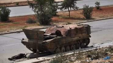 Syrie: situation confuse à Alep, démission d'un haut diplomate à Londres