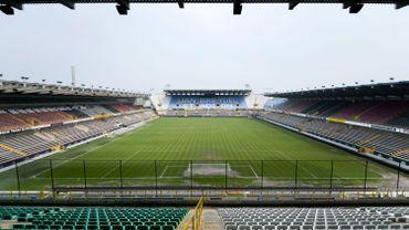 """Le CS Bruges pourra rester dans le stade actuel """"en attendant une solution acceptable"""""""
