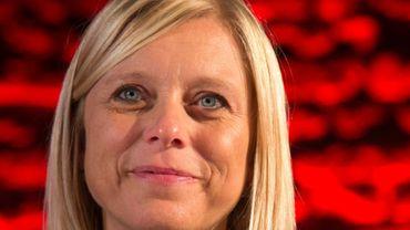 Eliane Tillieux, ministre wallonne de la Santé, de l'Action sociale et de l'Egalité des chances