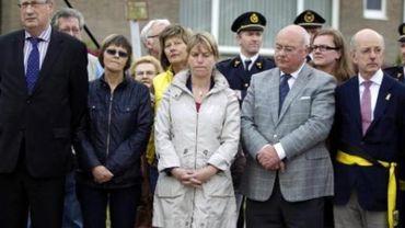 Accident de train à Wetteren - Le bourgmestre et le gouverneur de Flandre orientale inaugurent une plaque commémorative