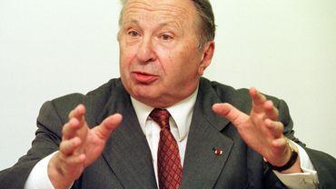 Décès de l'industriel français Jean Gandois, patron à l'origine du plan de redressement de Cockerill-Sambre fin des années 80