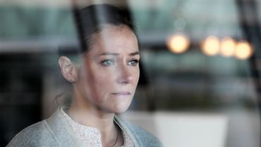 """Sidse Babett Knudsen dans """"La Fille de Brest"""""""