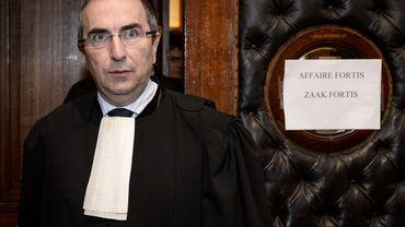 Jean-Pierre Buyle, président de l'Ordre des barreaux francophones et germanophones de Belgique.