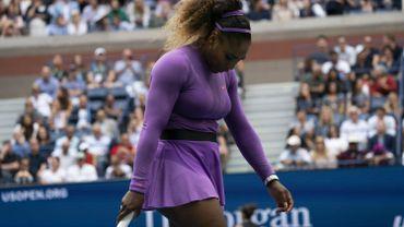 US Open: Maman Serena n'y arrive décidément pas