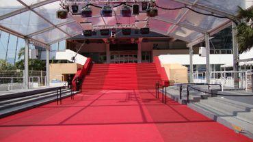 Plusieurs Belges monteront encore cette année le célèbre tapis rouge à Cannes