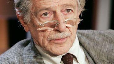 Hubert Nyssen en 2005