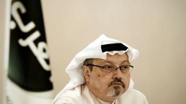 Le journaliste saoudien Jamal Khashoggi, le 15 décembre 2014 à Bahreïn
