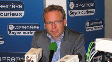 Philippe Henry, ministre wallon de la Mobilité