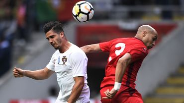 La Tunisie s'incline face au Portugal