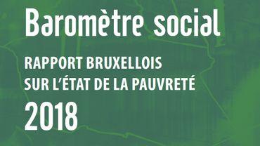 Baromètre social 2018: un nombre important de Bruxellois vivent dans une situation difficile