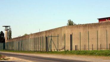 Service minimum dans les prisons en région liégeoise (ici: Lantin)