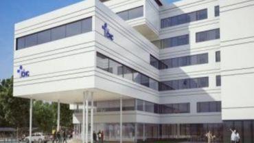 La future clinique du MontLégia.