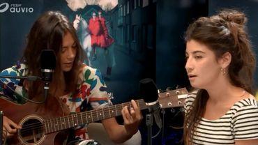 Juicy, le duo bruxellois féminin qui cartonne en France