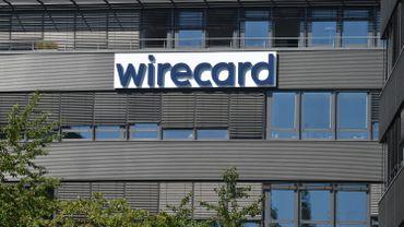 Le logo de Wirecard