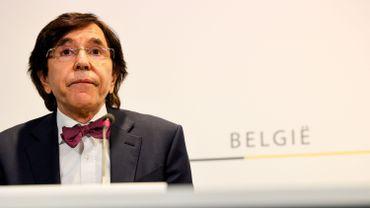 Elio Di Rupo expose sa vision de la nouvelle Belgique fédérale.