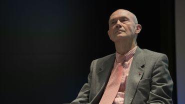 L'ancien directeur général de l'Organisation mondiale du commerce, Pascal Lamy, le 19 avril 2016 à Paris.