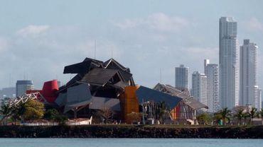 Le musée de la biodiversité à Panama City