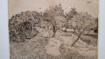 Paradis perdu, au Musée des Beaux-Arts de Tournai.