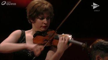 Ioana Cristina Goicea en demi-finale