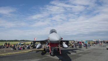 45 000 visiteurs aux Belgian Air Force Days de Florennes