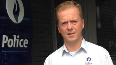 Faisons connaissance avec Roland Dantine, nouveau chef de la Zone de Police Hesbaye-Ouest