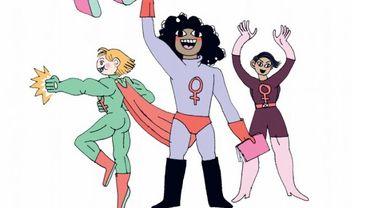 La Ligue des Super Féministes : le manuel des héroïnes de demain