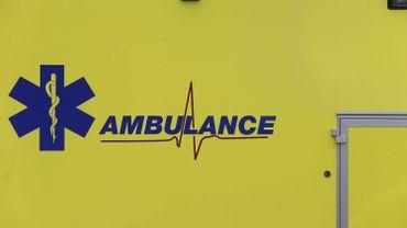 L'accident concernerait un minibus d'ouvriers portugais.