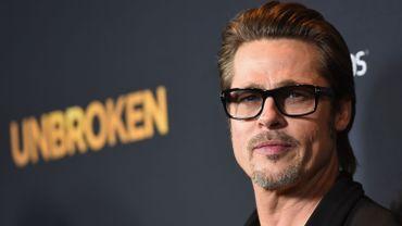 """Brad Pitt est également attendu dans le prochain film d'Angelina Jolie """"By the sea"""", dont le tournage s'est achevé cet été"""