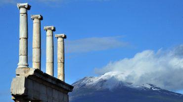 Italie: capteurs et satellites pour surveiller Pompéi