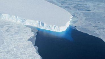 La fonte d'un glacier grand comme la Floride inquiète les scientifiques