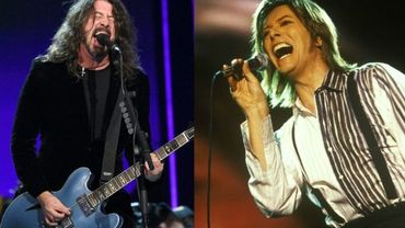 Dave Grohl / David Bowie