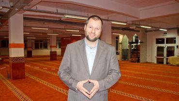 Franck Amin Hensch, l'imam de la plus importante mosquée verviétoise