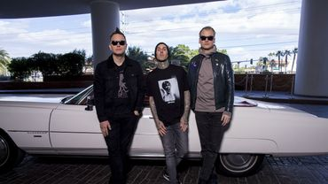 Blink-182 sera en résidence à Vegas à partir du 26 mai.