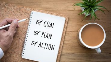 Pour tenir vos bonnes résolutions, partagez-les!