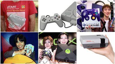 Atari, PlayStation, Super NES... autant de noms qui ravivent des souvenirs dans la mémoire de nombreux passionnés de jeux vidéo.