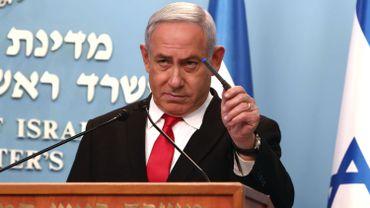 Ouverture du procès pour corruption du Premier ministre Benjamin Netanyahu