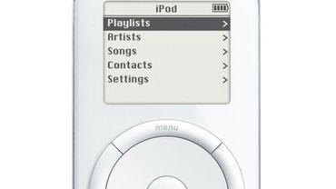 15 ans de musique dans la poche avec l'iPod