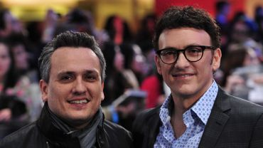 Les réalisateurs Joe et Anthony Russo