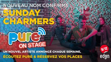 Sunday Charmers, nouvelle confirmation pour Pure On Stage 2019