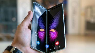 Galaxy Fold : Samsung affirme avoir vendu 1 million d'exemplaires de son smartphone pliable