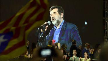 L'indépendantiste incarcéré Jordi Sanchez de nouveau désigné candidat à la présidence catalane