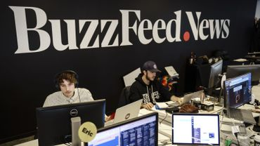 Le site d'information BuzzFeed acquiert son concurrent, le HuffPost